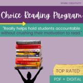 Independent Reading Program: Activities, Accountability, Organization