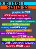 Successful Sentences... Poster