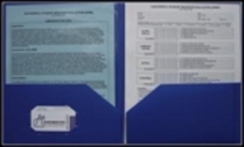 Successful Student Behavior Evaluation - English version