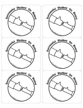 Successful Student Bumper Sticker or Decal
