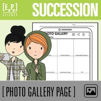 Succession Science Photo Gallery