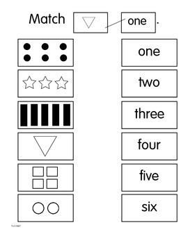 Successive Number Names Mean One Larger (CCSS K.CC.B.4c)