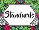 Succulent Bulletin Board Signs