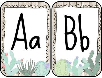Succulent Classroom Theme Set
