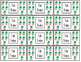 Succulent Fab Friday Punch Cards