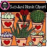 Succulent Plant Clip Art