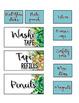 Succulents and Cactus Editable Teacher Toolbox