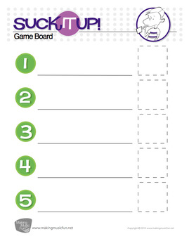 Suck It Up! | Lesson Review Game