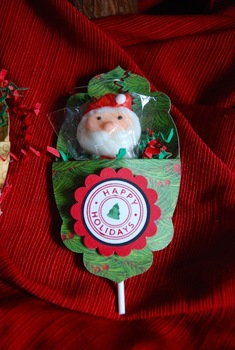 Sucker Ornament student gifts for Christmas! (Sold in class sets of 24)