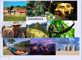 Sudamérica - Learning about South America