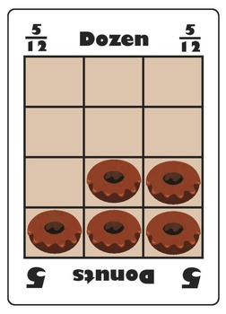 Sudden Dozen, Fun, Fractional Playing Cards