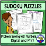 Sudoku Puzzles - Critical Thinking and Logical Reasoning