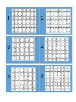 Sudoku! {6 free games}