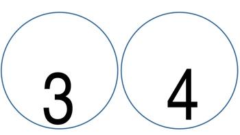 Sudoku Board Numbers