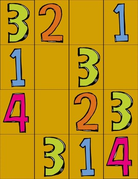 Sudoku Games for Little Learners
