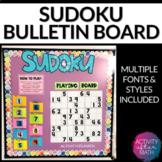 Sudoku Interactive Bulletin Board Kit