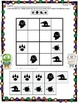Sudoku Math Activity Level 1 - Halloween
