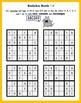Sudoku Math:  Logic and Reasoning skills