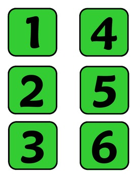 Sudoku Numbers