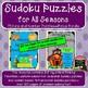 Sudoku Puzzles for All Seasons (Year Long Bonus Bundle)