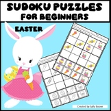 Sudoku Puzzles for Beginners Easter Theme