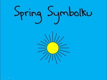 Sudoku (Symbolku) Spring Easter Theme