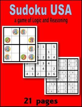 Sudoku USA