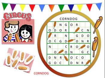 Sudoku at the Circus