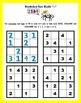 Sudoku for Kids:  Improving Logic and Reasoning