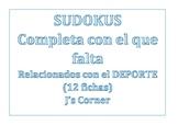 Deportes: Sudokus