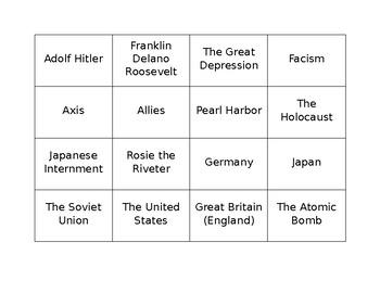 Sudorku - World War II Puzzles