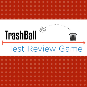 Sue Pal's Test Review TrashBall Game