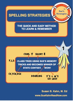 Sue's Strategies for Spelling