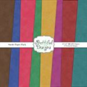Suede Pattern Paper Pack