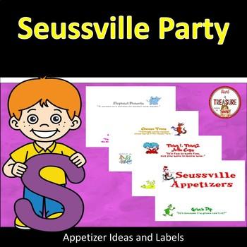 Seussville Party