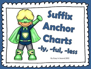 Suffix Anchor Charts: Free