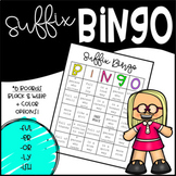 Suffix Bingo