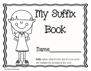 Suffix Book