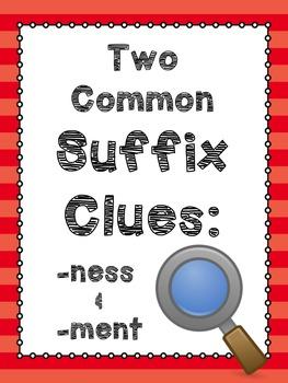 Suffix Clues