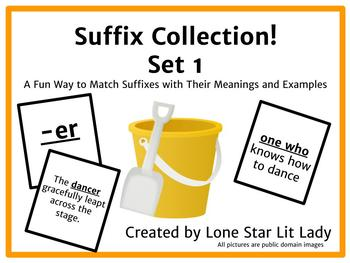 Suffix Collection Game - Set 1