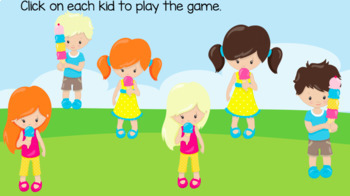 Suffix ED - Interactive Game