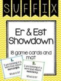 Suffix Er, Est Showdown Center Game