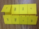 Suffix FOLDABLE TWO PAGES