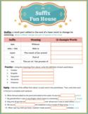 Suffix Fun House