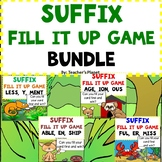 Suffix Games - Fill it Up - Big Bundle!