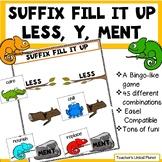 Suffix Games - Suffix Leap