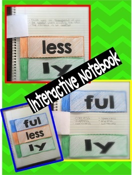 Suffix Pack! (-ful, -less, and -ly)