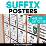 Suffix Posters