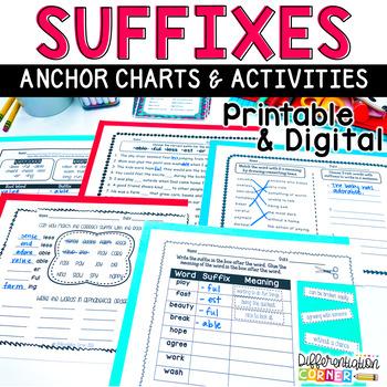 Suffix Activities