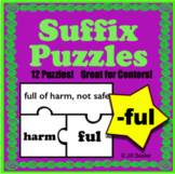 Suffix Puzzles ( -ful )